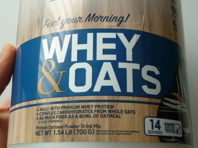 optimum-whey&oats-protein