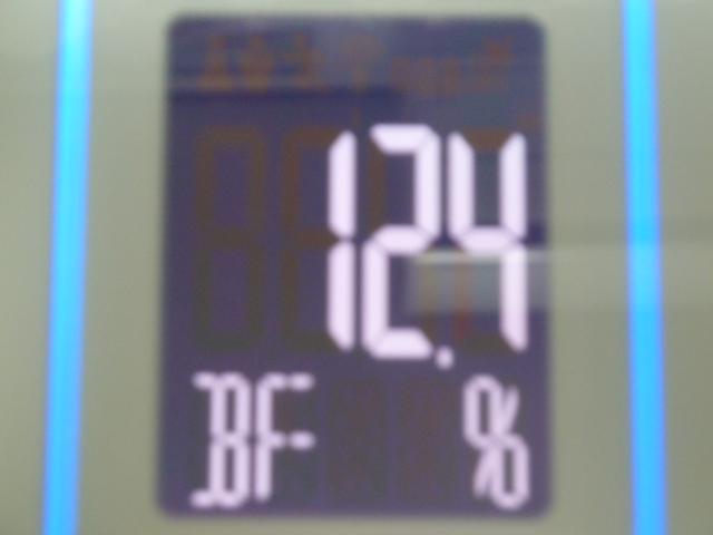 ディープチェンジHMB2017年7月1日体脂肪率