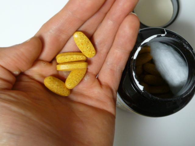 オプチマムのオプティメンの錠剤の大きさ