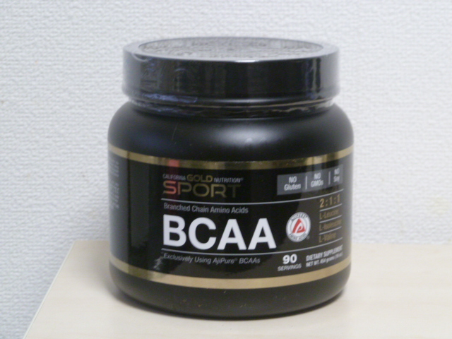 californiagoldnutritionのBCAA