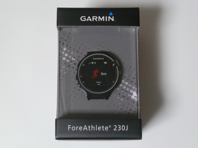 GARMIN-ForeAthlete-230J