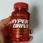 HALEOのハイパードライブエナジー2.0