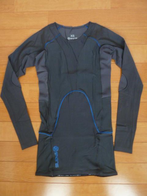 スキンズRY400長袖シャツ新モデル