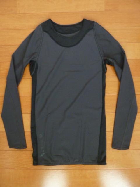 スキンズRY400長袖シャツ旧モデル