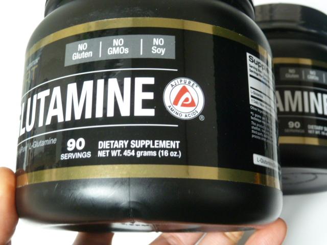 CaliforniaGoldNutrition・Lグルタミンの味。容量、価格