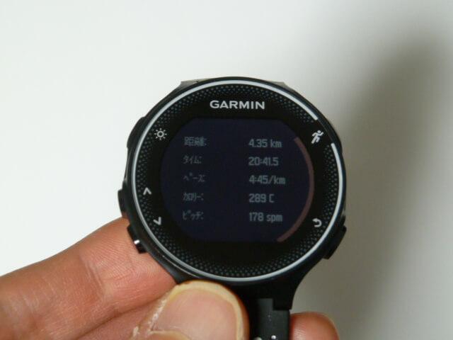 garmin230j2018年3月6日4.6km