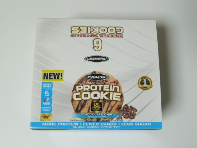 プロテインクッキー・チョコレートチップ味