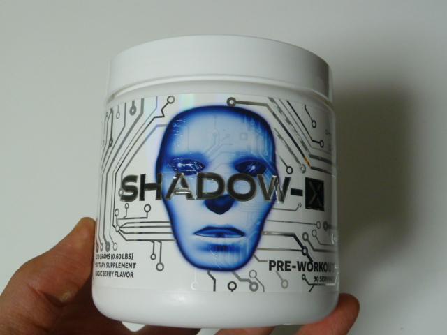 CobraLabsのShadow-Xマジックベリー味