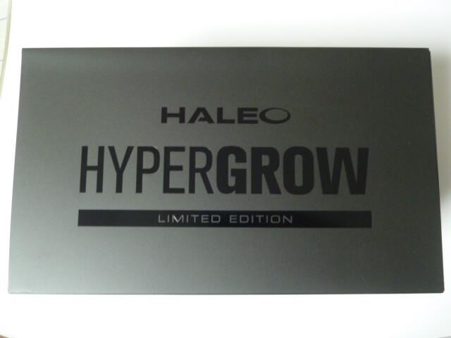 HALEOのハイパーGR
