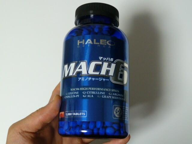 HALEO(ハレオ)のMACH6(マッハ6)