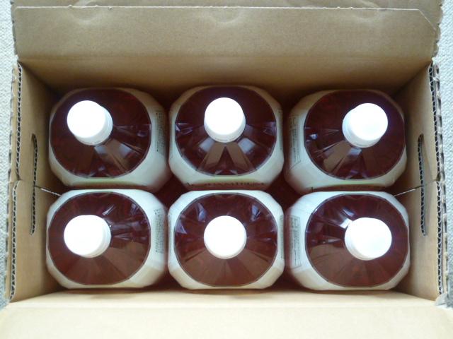 ファイテンのアクアミルムゴールドマグマ2L1箱6本