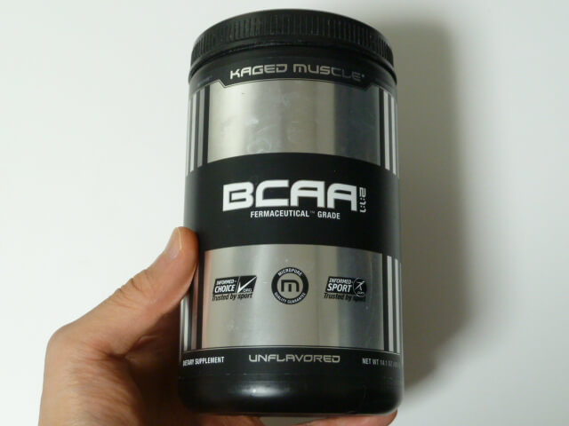 Kaged muscleのBCAA2:1:1