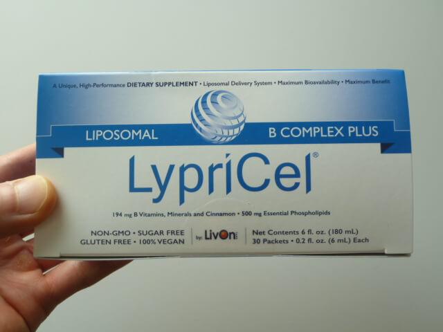 リプライセルのリポソームBコンプレックスプラス