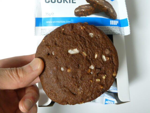 マイプロテインのプロテインクッキーをレビュー