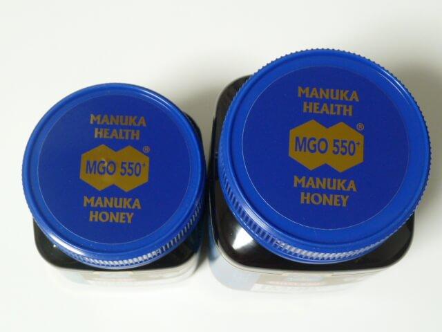 マヌカヘルス社のマヌカハニーの活性強度は4種類