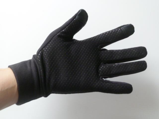 メタックスフリースグローブ(メンズ・黒色)