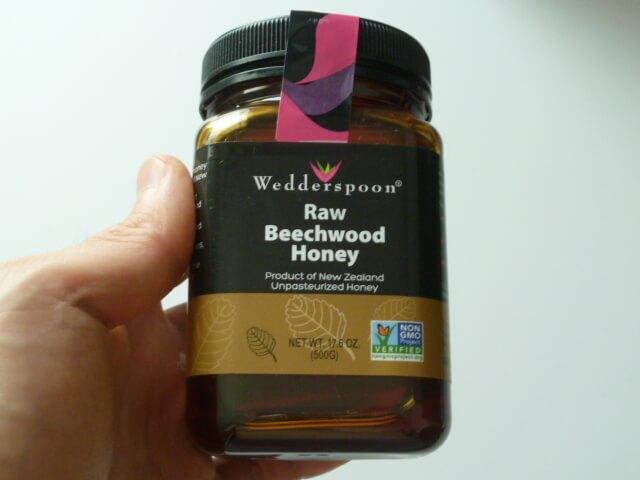 ウェダースプーンのビーチウッドハニー100%未加工ブナハチミツ