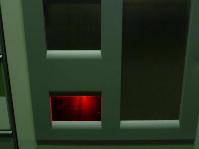 PUDOステーションのQRコードをスキャンする箇所