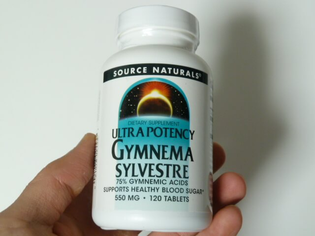 Source Natural'sのULTRA POTENCY GYMNEMA(ギムネマ) SYLVESTRE