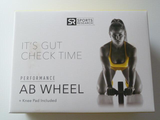 スポーツリサーチの高性能腹筋ローラー