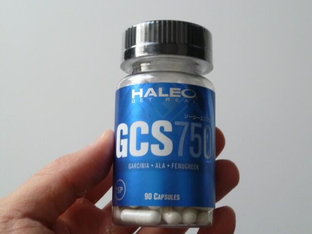 ハレオのGCS750