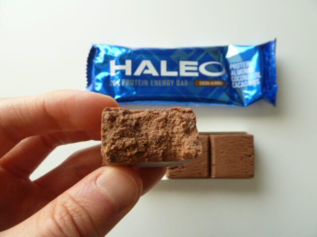HALEOBARのココアアーモンド味