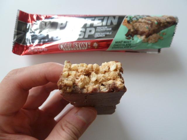 BSNコールドストーン「ミントミントチョコレートチップ味」